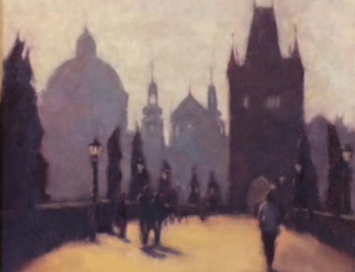 Morning Charles Bridge