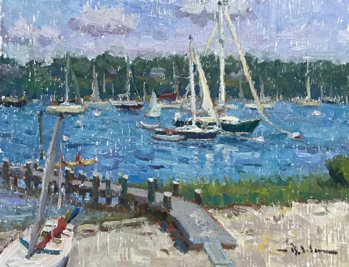 Vineyard Sailboats
