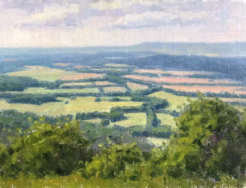 Distant Land – Greens View, Sewanee