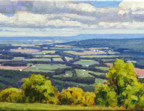 Green's View Study