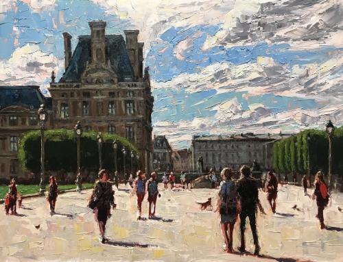 Long Walks in Paris