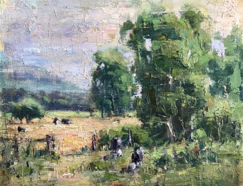 Lookout Landscape Study