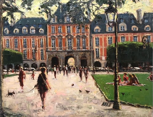 Miserable in Paris