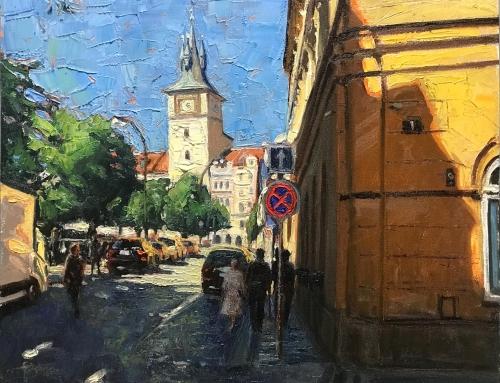 Prague Shadows