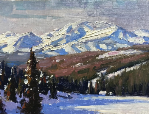 Winter Rockies Study
