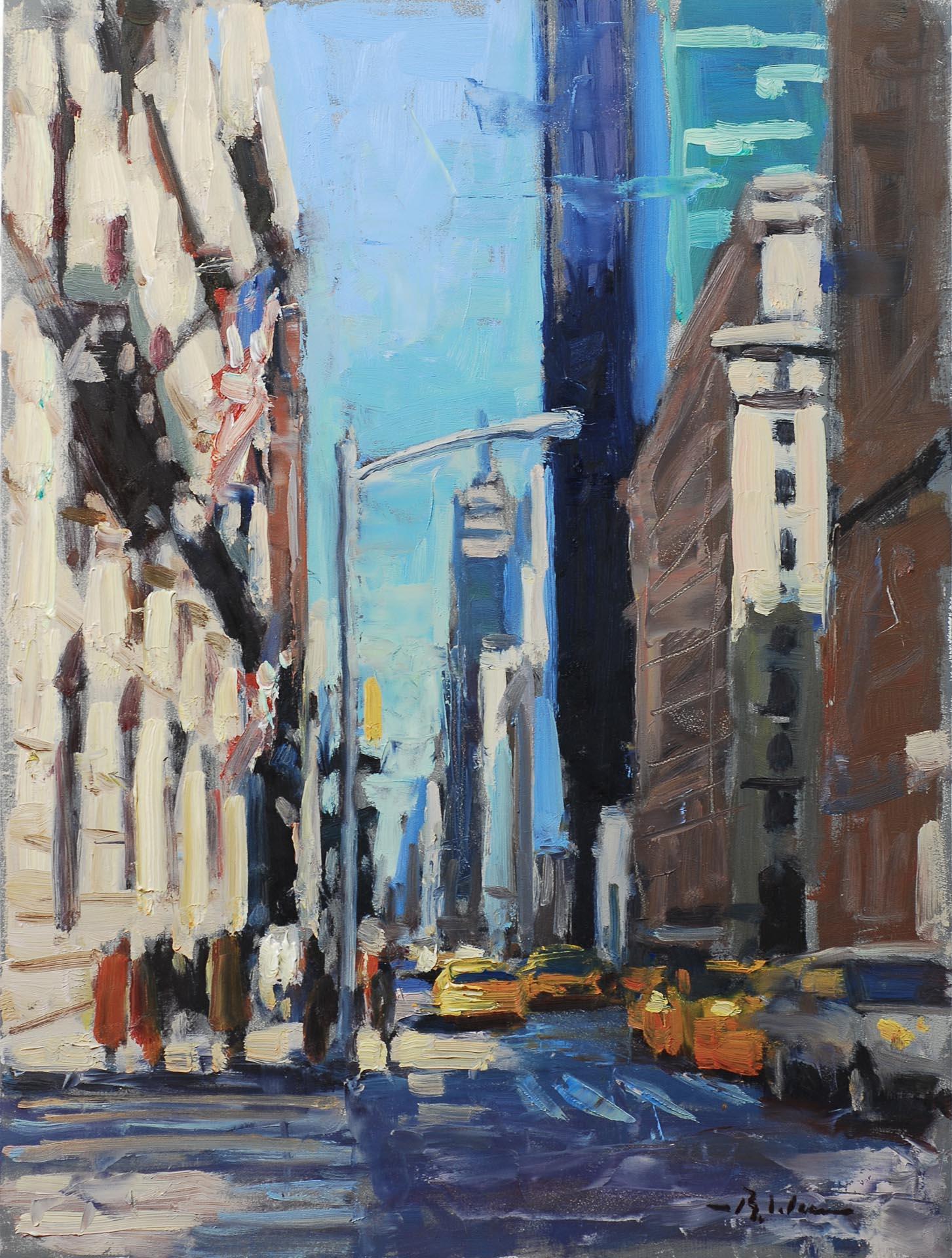 NYC Comp #1