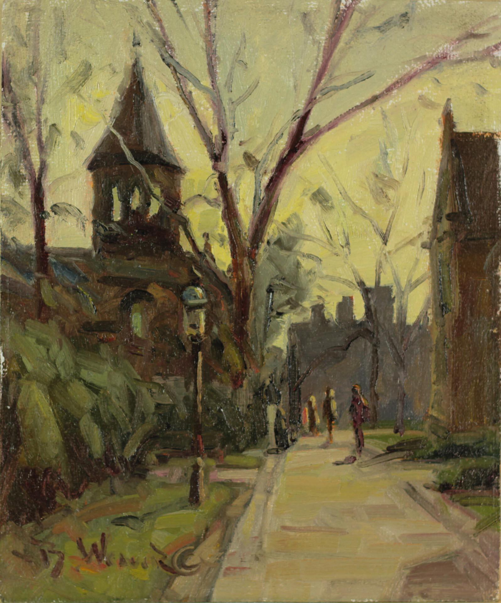 Passing By Richardson (Princeton)